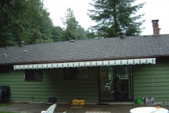 retactable awning port coquitlam
