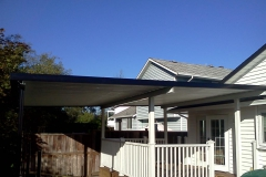 patio cover all alumium