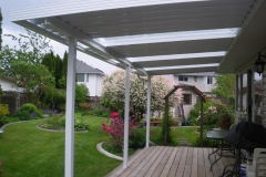pitt meadows aluminum patio cover