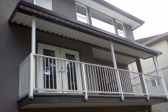 surrey all alumium patio cover