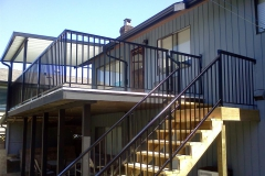 aluminium railings maple ridge bc