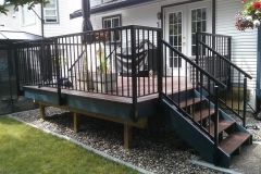 aluminium railings maple ridge