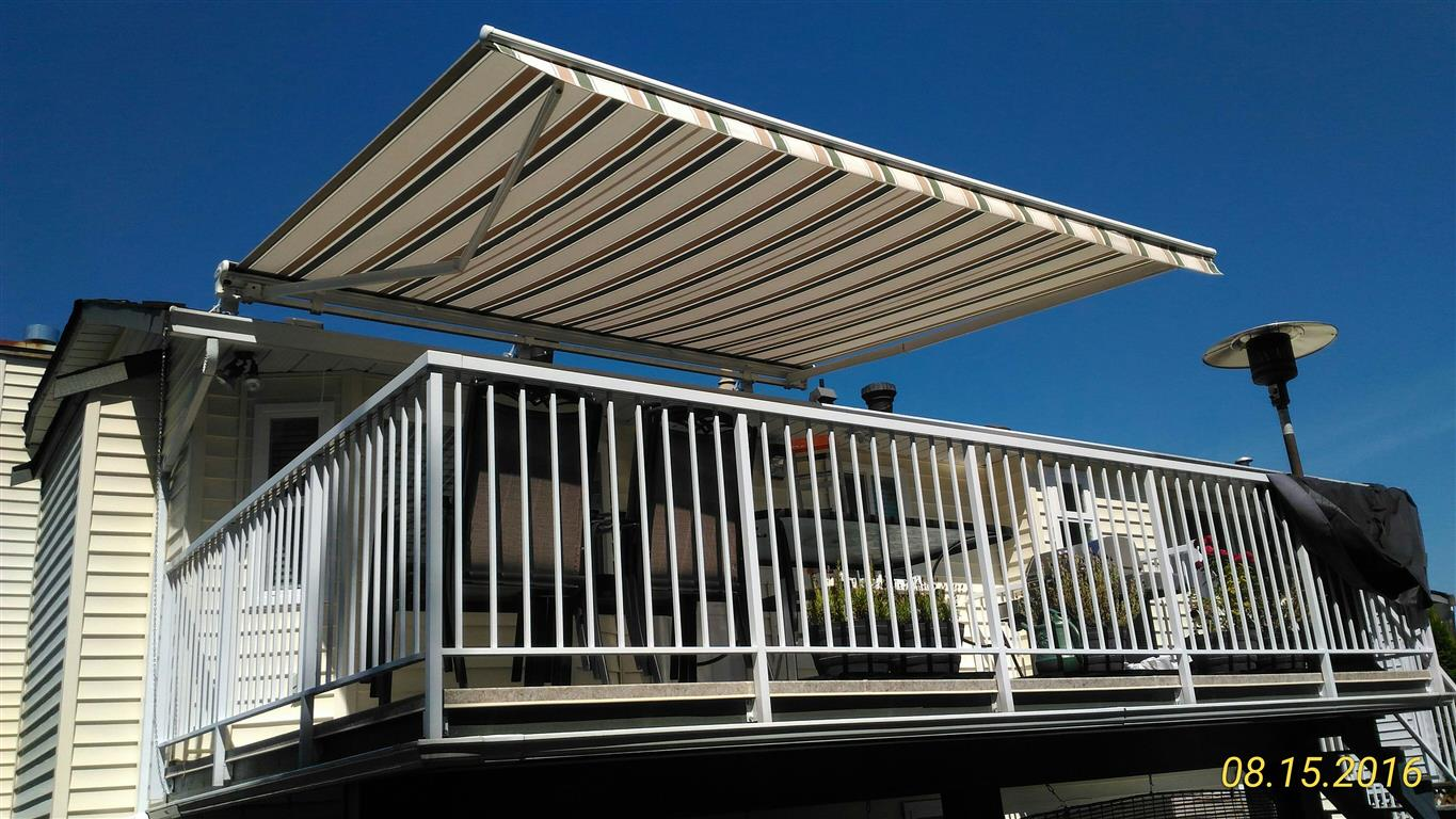 Primeline Industries Fabric Retactable Awnings Maple Ridge Bc