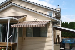 retractable awning Maple Ridge